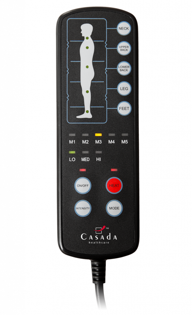 Massagemadrass Casada BodyShape kontroll
