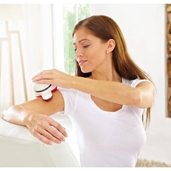 Massageprodukt Casada Eve beskrivning överarm